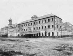 Old Parish Prison