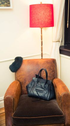 """Céline has been tempting me lately"" http://www.thecoveteur.com/estelle_deve"