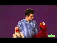 When someone is mean to Elmo's friend, Chicken, Elmo looks to an adult (Chris Colfer) for advice on what he can do to help his friend. For more information check out: http://www.sesamestreet.org/challenges