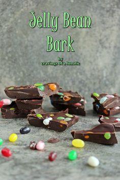 Easter Jelly Bean Bark