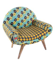Geometric Modern Traveller Chair