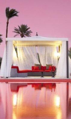 Cabana Oasis...