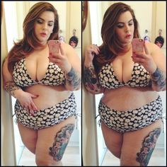 Nothing Offensive about a #Fatkini #EmbraceYourCurves