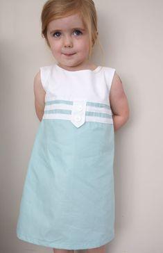 Penny dress ... free tutorial easter dress, dress patterns, babies stuff, little girls, kids clothes, dress tutorials, penni, baby girls, little girl dresses