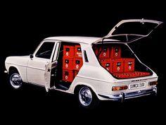 1974–79 Simca 1100