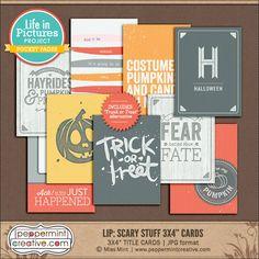 LIP: Scary Stuff 3x4
