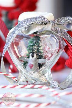 DIY Valentine's Snow
