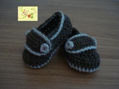Baby shoes - Zapatitos de bebé