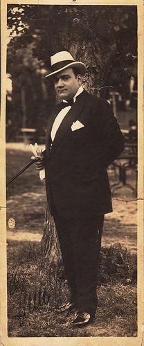 Enrico Caruso , about 1913