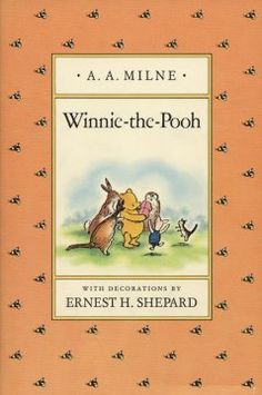 The adventures of Christopher Robin and his friends in which Pooh Bear uses a balloon to get honey, Piglet meets a Heffalump, and Eeyore has a birthday.