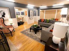 Britany's Living Room Makeover