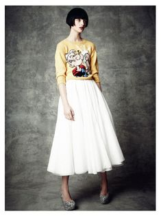 Daga Ziober by Natalia Alaverdian for Harper's Bazaar Russia March 2012