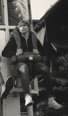 Awe he's so cute