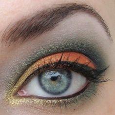 Love the eye...