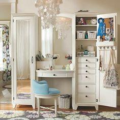 Beautiful vanity table and work desk