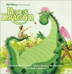 Pete's Dragon (loved this movie as a child)
