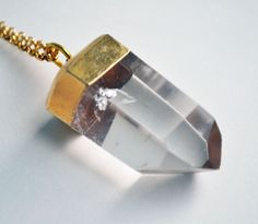 Beautiful Himalayan Crystal by Nico Lopez
