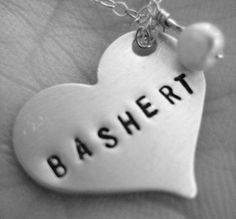 """It is a Yiddish word and is often used to describe """"the soul mate that God has intended for you"""". A very poetic and romantic word, BASHERT is also translated as """"destiny"""". """""""
