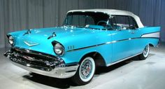 ☆ 1957 Chevy Bel Air ☆
