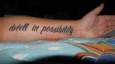 emily dickinson tattoo - Google Search