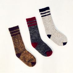 Nothing has ever been softer than these cozy socks :)