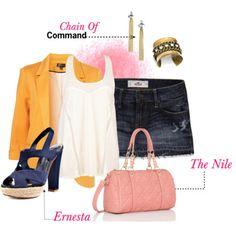 The Nile tote #handbags