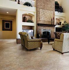 """Campione 13""""x13"""" Floor Tile glaze porcelain, bookcas, floor tile, design inspir, live design, campion glaze, avalon tile, subway tiles, campion 13x13"""