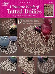 Book of doily tatting patterns