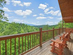 Welcome to the Bear Hunter cabin in Pigeon Forge, Tennessee. This large, semi-private, premier, four bedroom cabin rental has an absolutely amazing view of Mt. LeConte, and is loaded with all the finest amenities. Click the pin to find out more!