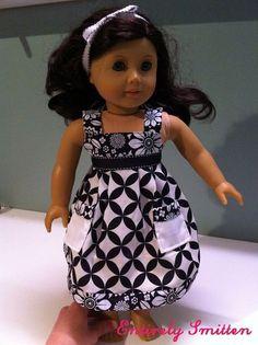 american girl clothes diy, summer dresses, dress tutorials, doll dresses, diy doll clothes, diy doll dress, diy american doll clothes, ag dolls, american girls