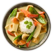 Thai Kitchen Canada - Green Curry Chicken with Basil