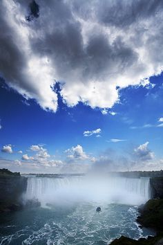 Niagra Falls, the Canadian. The only time I've been out of the US. Back before you needed a passport.