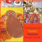 10 Simple Turkey crafts for preschoolers