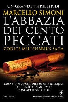 """Se amate i romanzi a tinte gialle, vi consigliamo """"L'abbazia dei cento peccati"""", il #thriller medievale di Marcello Simoni."""