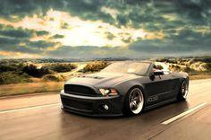 Foose Mustang