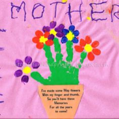 Mothers day project