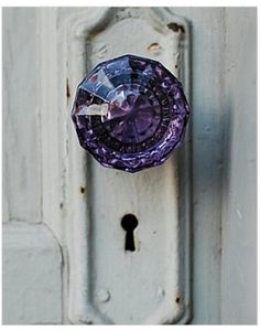 antique glass door knob 8x10 original photo by 9minutes on Etsy, $20.00