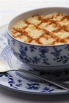 Arroz doce / Rice pudding, Portugal
