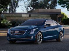 Cadillac ATS Coupe 2015. ★。☆。JpM ENTERTAINMENT ☆。★。