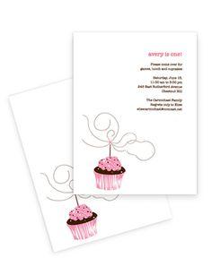 kinsley parti, cupcak heaven, cupcak theme, printabl cupcak, cupcak invit