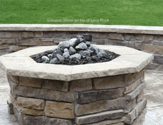 stone fire pit | Add to a new shopping list
