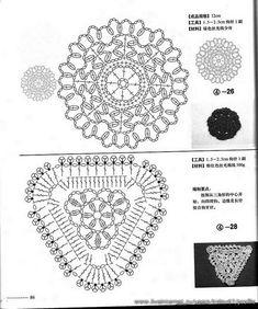 Crochet 20shawl 20patterns likewise Cuadros Crochet also Crochet Charts as well Crochet Round further Crochet Tutorials 2. on crochet circle afghan pattern