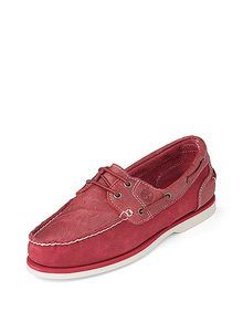red boat #shoes