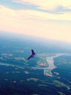 Hang Gliding.. must do
