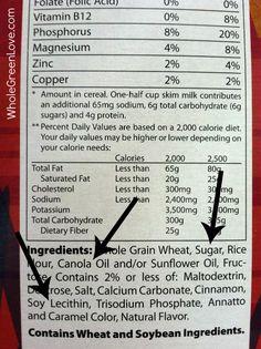 6 Tips to Avoid GMO Foods   WholeGreenLove.com / http://wholegreenlove.com/2013/07/16/6-tips-for-avoiding-gmo-foods/