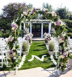 Wedding Ceremony Venue Decorating Ideas