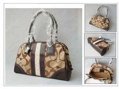 A CLASSIC COACH BAG!$39.68