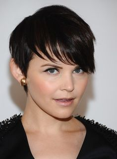 Ginnifer Goodwin Short haircuts