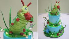 Celebration Cakes | A Wish and A Whisk