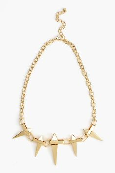Spike It Out Necklace